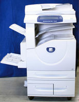 Multifunctional Color Copier Xerox WC 7242