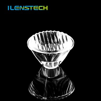 ilenstech 60 degree infrared led lens x-ray lens 20mm led lens