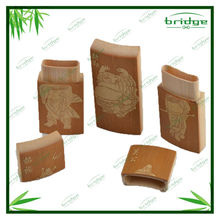hot sale healthy and natural hygienic bamboo toothpicks with box