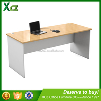 2016 simple style cheap wooden office desk for sale