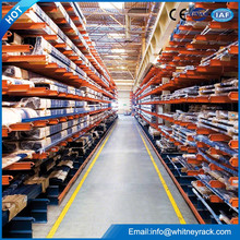 High quality Salvage car racks cantilever warehouse racks in factory warehouse