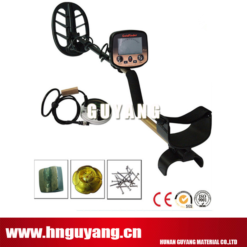UnderGround Gold detector with two coils Gold Nugget detector Ground Metal Detector