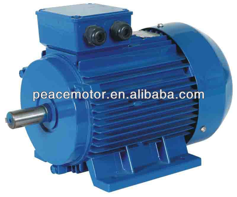 Y2 Series three phase 3hp induction motor