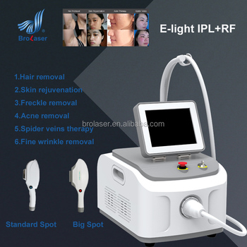 CE1282 Approved Best Portable E Light IPL RF