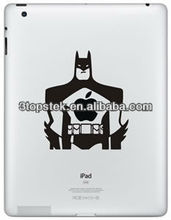 For iPad3 vinyl sticker,Unique decal for iPad4, professionally-designed vinyl sticker