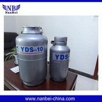 Small Capacity Favorites Compare 10 L Cryogenic Container Liquid Nitrogen LN2 Tank with carry bag