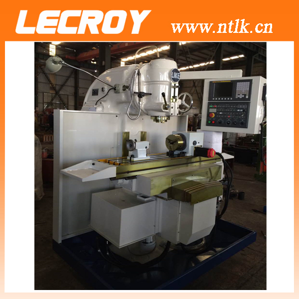 4axis cnc milling machine
