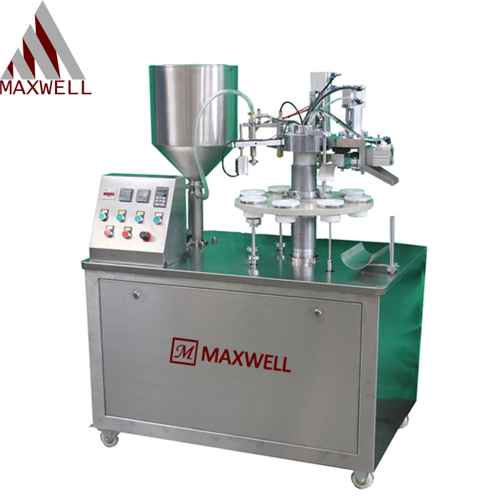 Automatic shampoo liquid filling machine tube packaging machine semi automatic plastic tube filling and sealing machine