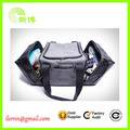 Men grey color protected travel clothes bag