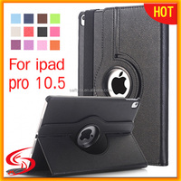 Wholesale High Quality Rotate Pu Leather Case For Ipad Pro 10.5