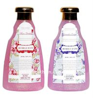 205ML natural aroma shimmer bubble bath, foam bath