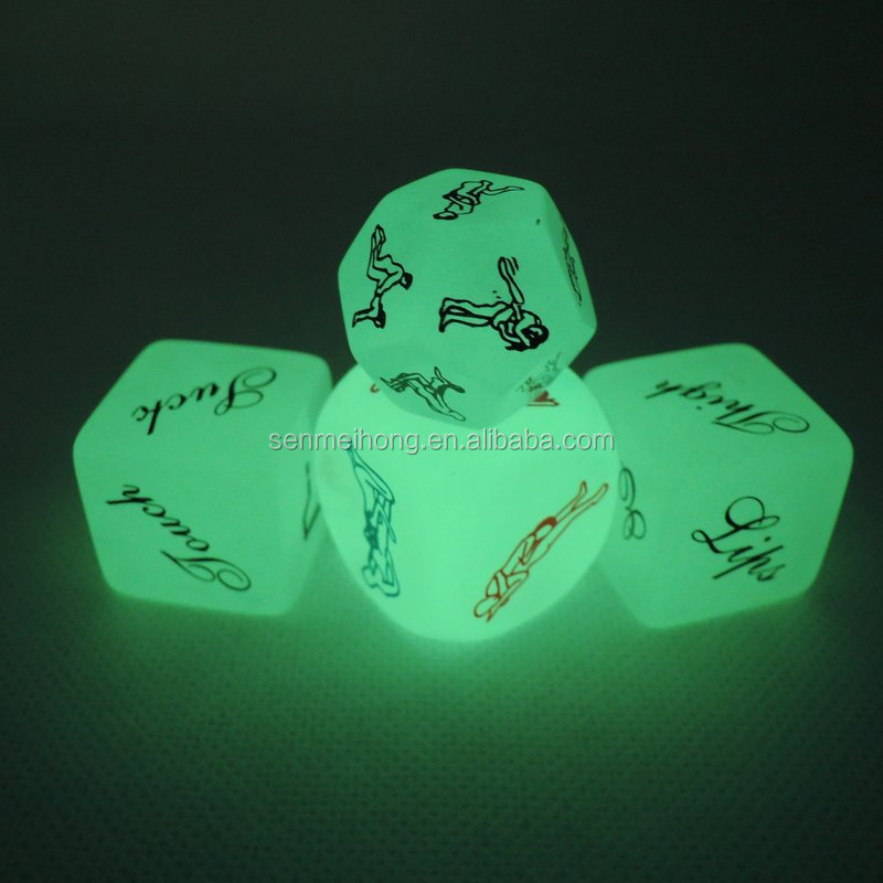 Popular Different Sided Sex Dice Game for Boys and Girls