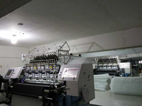 new design computerized home use quilting machine