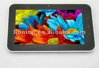 Hot Selling 7 inch Allwinner A10 Capacitive Screen Android Tablet