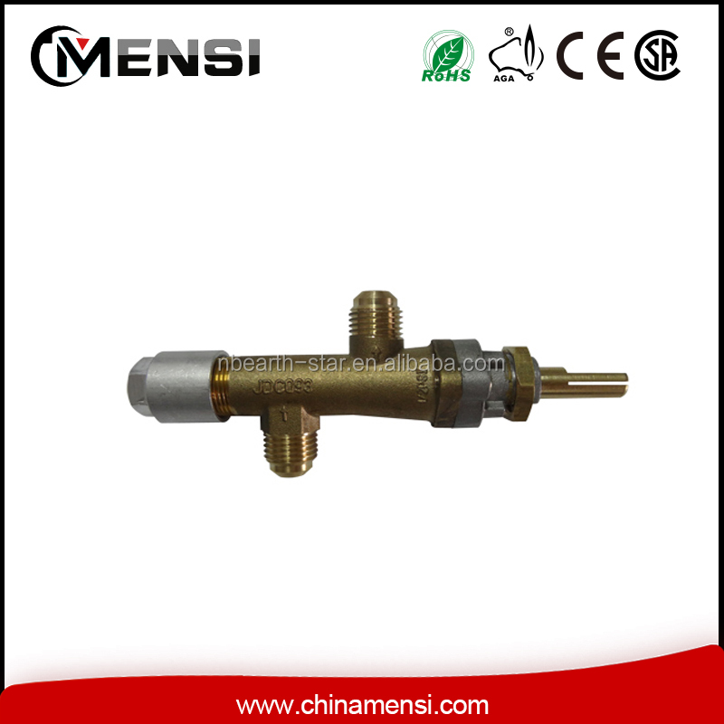 Gas BBQ Safety Valve Parts with CSA standard