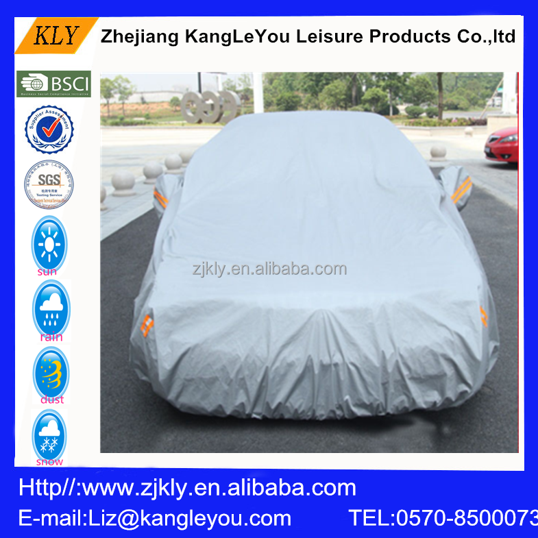 car protective shelter super quality PEVA & PP CAR Cover