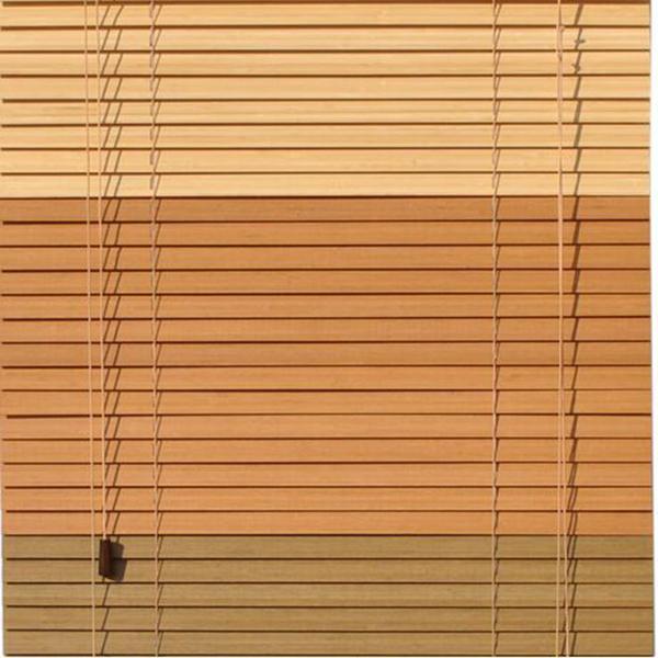 Cheap custom bamboo blinds curtain shutter Venetian living room bedroom office