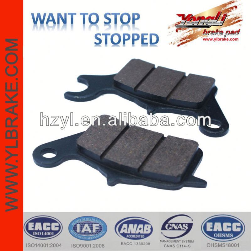China performance motorcycle brake guangzhou motorcycle spare parts