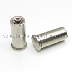 Alibaba Golden Supplier Metal Decorative Chrome Rivets For Leather