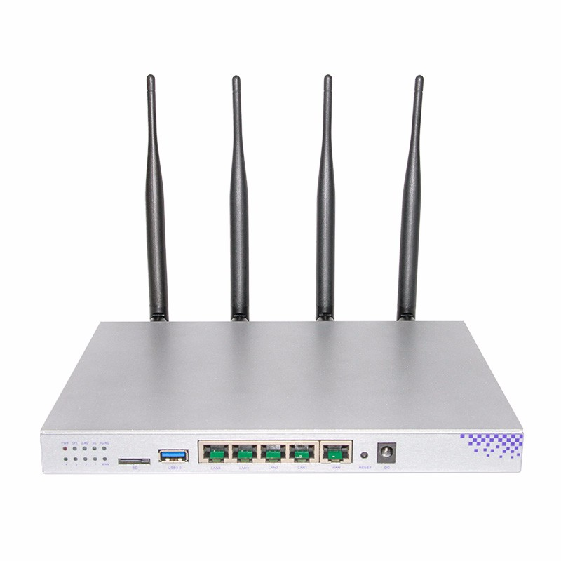 MT7621A 1200Mbps 2.4GHz 5.0GHZ dual-band 802.11AC Gigabit OpenWrt WiFi Wireless Router Support 3G/4G/ <strong>module</strong>