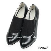 DR2167Z 2013 womens shoes large sizes Net Face Lady Dress Shoe in high heel for Hotels in Black