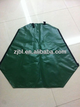 heavy duty PVC tree plant watering bag