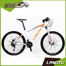 KF800 30speed 26inch bicycle 26inch mountain bike/MTB suspension fork double disc brake for male and female