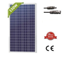 solar panel 150wp,12v solar pv module, poly solar cell