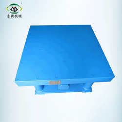 mini concrete moulding used Vibrating Table for sale