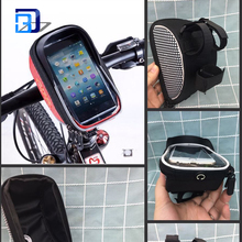 New Trending Products Bicycle Bike Cycling Waterproof Frame Mobile Phone Bag Touch Screen Bag for Outdoor Sports