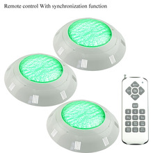 Wholesale Alibaba New Remote Control DIY RGB IP68 Surface Mounted LED Swimming Pool Light