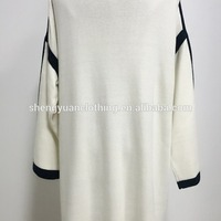 Factory Supplier Women Long Cardigan Knitted
