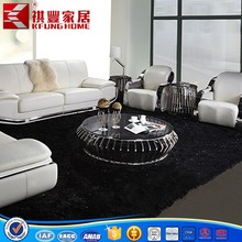 living room coffee tablereception design two layer stainless steel coffee table for the nature feeling