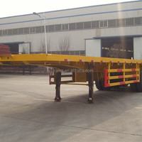 Cheap 3 Axle 40ft Or 20ft