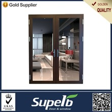 Onitek Similar Glass Panel Aluminum Swing Door in Low Price