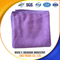 microfiber cleaning cloth for car 80% polyester and 20% polyamide OR 100% polyester azo free