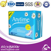 High Quality Competitive Price Free Sample Sanitary Pad Manufacturer from China