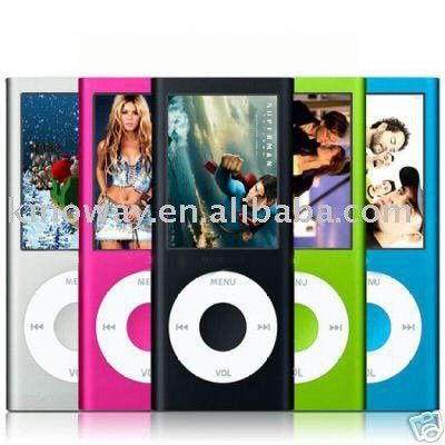 Cheap MP4 Player K-6182MD