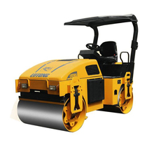 Chinese Low Price Lutong LTC203 3 ton Mini Road Roller