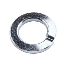 China fastening supplier double coil spring washer