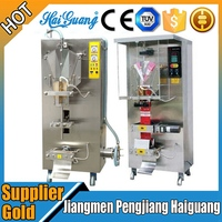 Best Quality China Multi-Function Sachet Soft Drink Packaging Machine
