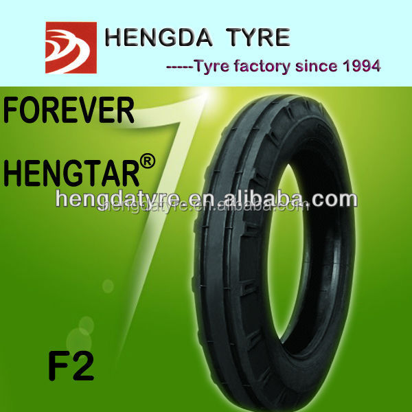 Sale tractor steering tire 5.00-15 F2