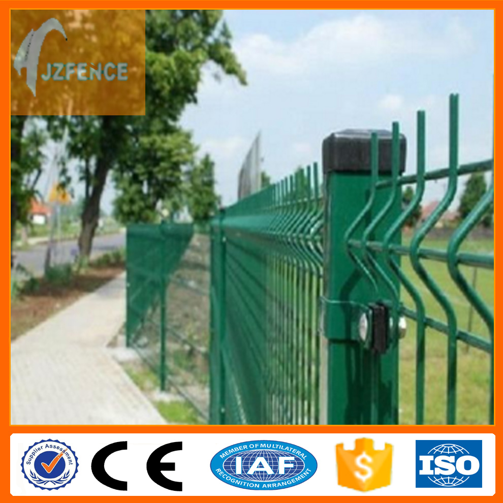 Low Price High Voltage 358 Security fence