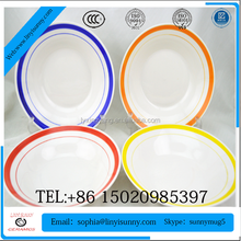 white ceramic plates india, porcelain ware plates, cheap dinner plates