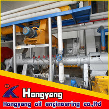 high oil yield low consumption vegetable seed oil processing line