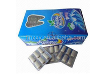 Excel Blister Card Pack Pellet Chewing Gum