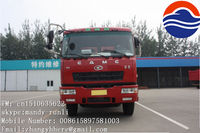 Hualing CAMC 6X4 dump truck 25ton sand tipper truck for sale