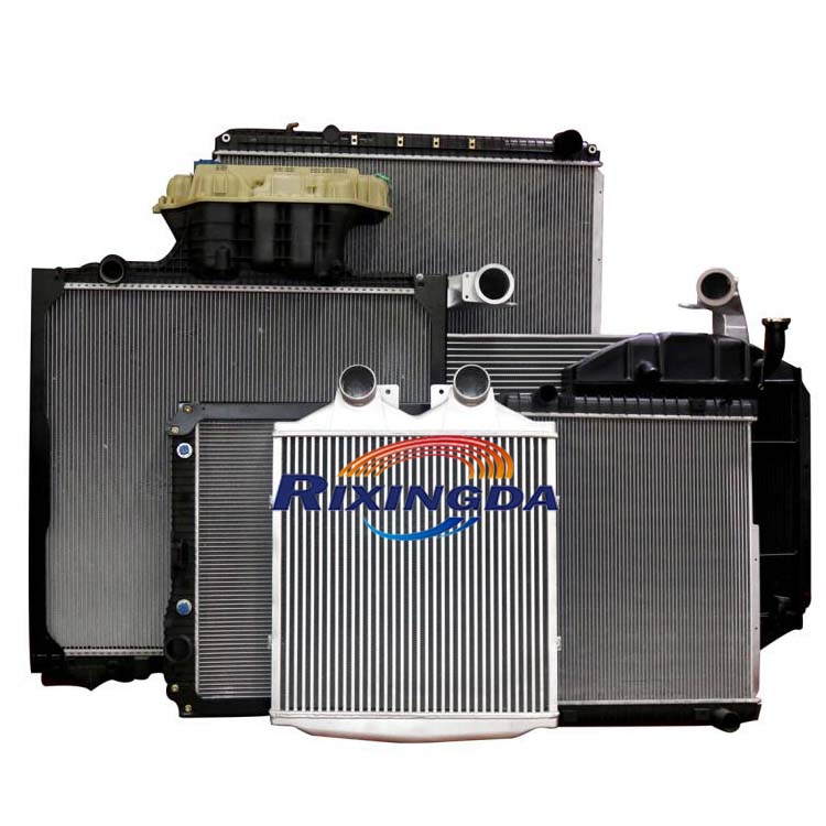 high performace heavy duty truck radiators and intercoolers manufacturer
