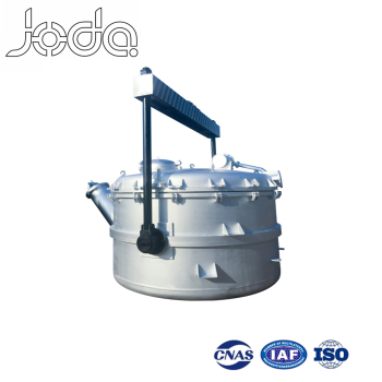 Henan Manufacturer Joda 7T Potroom Crucibles for Aluminium Smelters