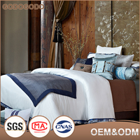 Wholesale Comforter Extra Wide Printed 100% Cotton Luxury Home Sense Used Hotel Balfour Bedding